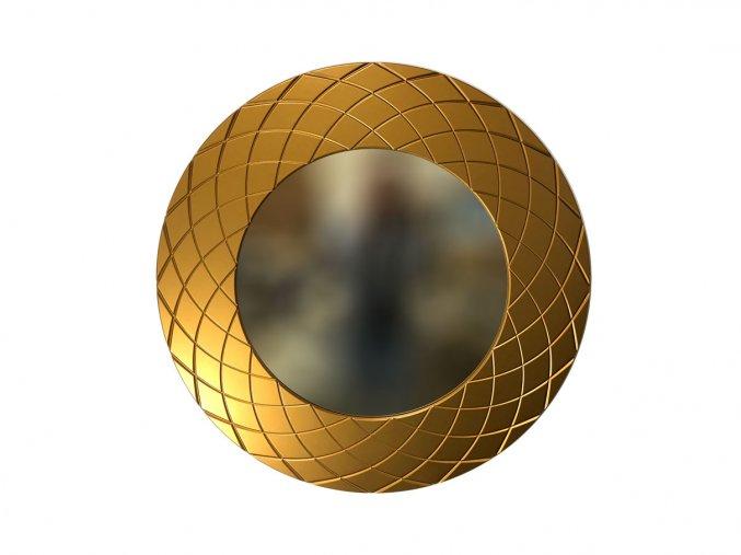 kulate zrcadlo amadeus laura 90cm bronzova barva 02