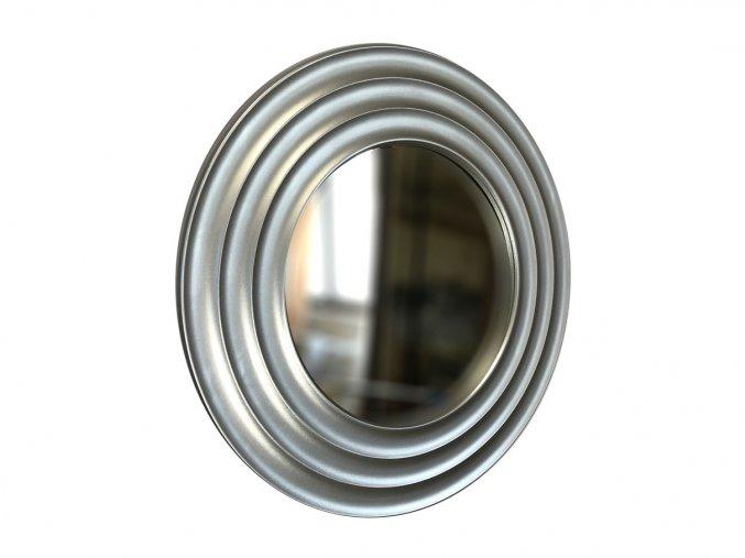kulate zrcadlo gala 50cm stribrna barva 01