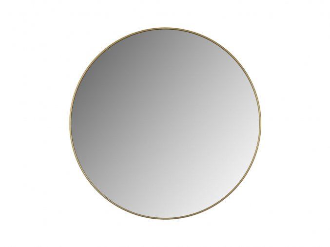 kulate zrcadlo tina 55cm zlate 01