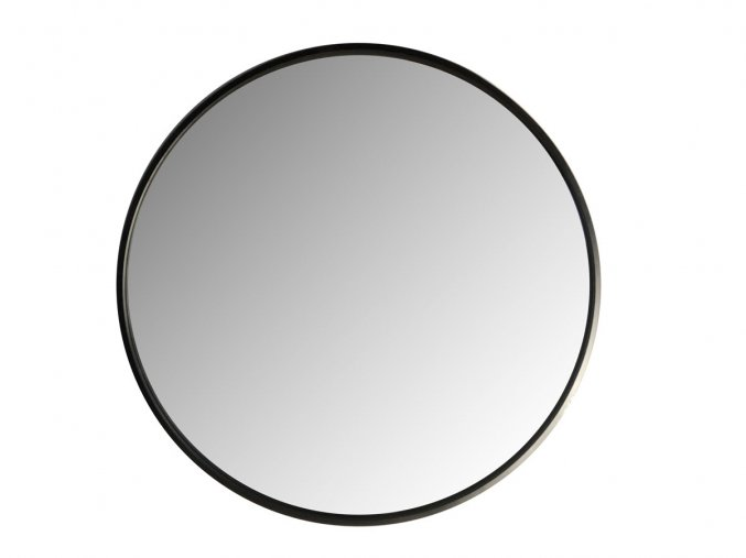 kulate zrcadlo loftika 70cm cerne 01
