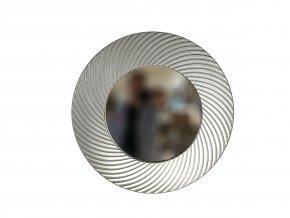 kulate zrcadlo diana 50cm stribrna barva 02