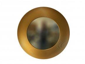 kulate zrcadlo diana 90cm bronzova barva 02