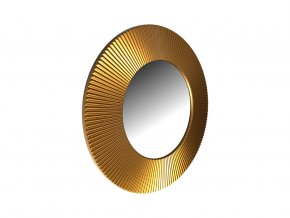 kulate zrcadlo slunce 50cm bronzova barva 01