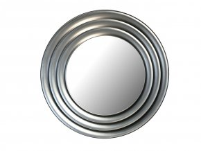 kulate zrcadlo gala 50cm stribrna barva 02