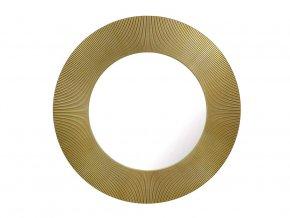 kulate zrcadlo slunce 90cm zlata barva cerna patina 02