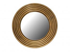 kulate zrcadlo gala 90cm bronzova barva cerna patina 02