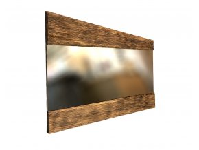 Wood Mirror Julia 100X70 01