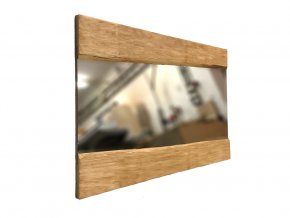 Wood Mirror Julia L 90X70 01e