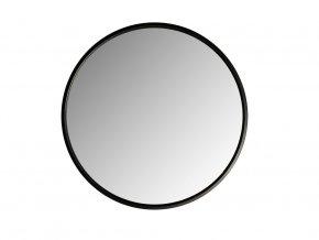 kulate zrcadlo loftika 55cm cerne 01