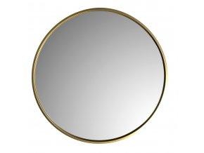 kulate zrcadlo loftika 65cm zlate 01
