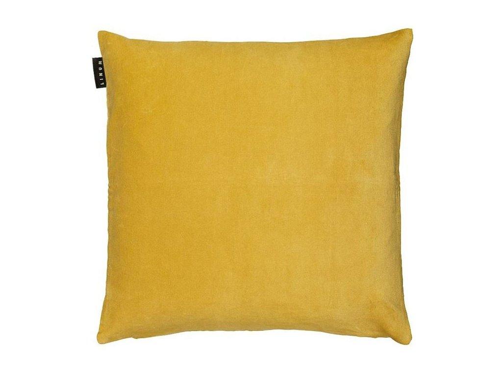 Žlutý polštář Marcel