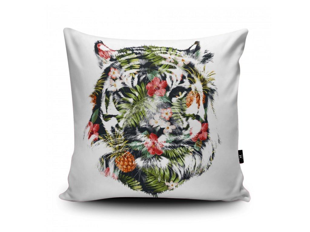 Povlak polštáře Tropical Tiger