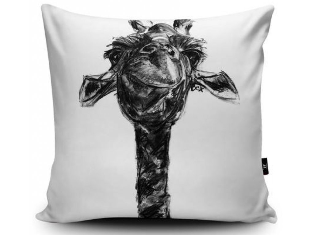 Giraffe Cushion