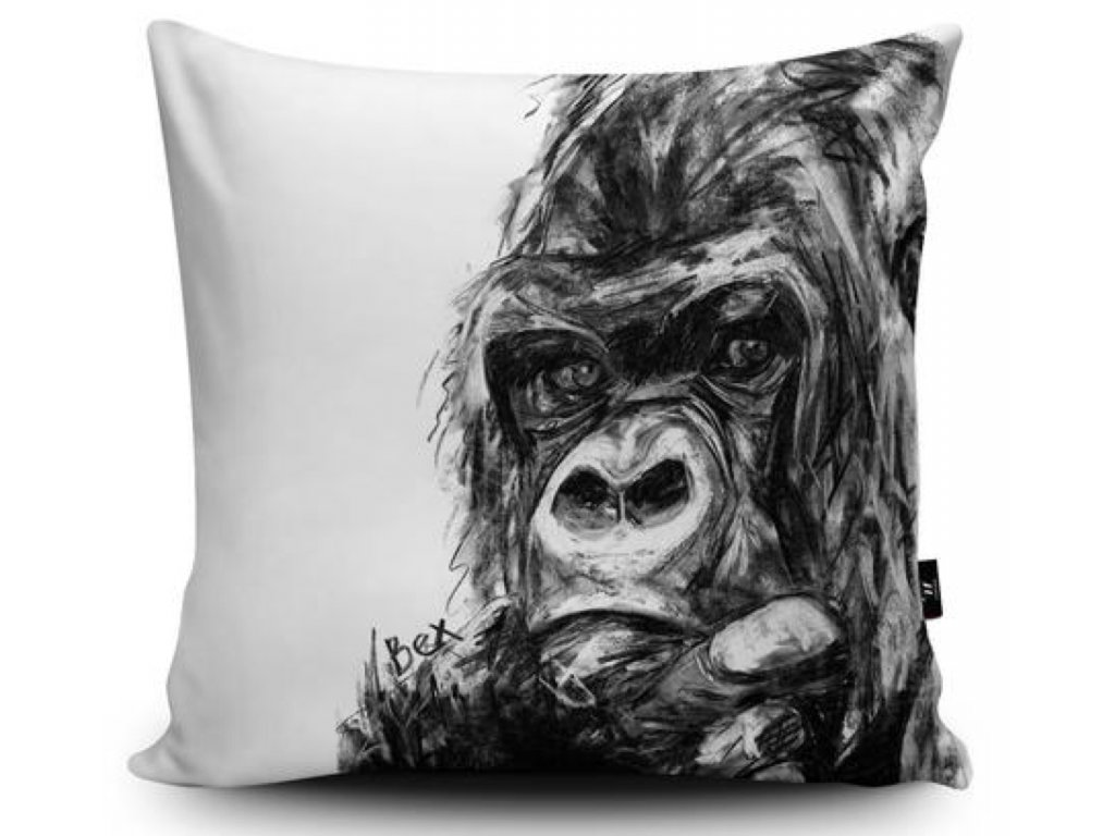 Gorilla Cushion