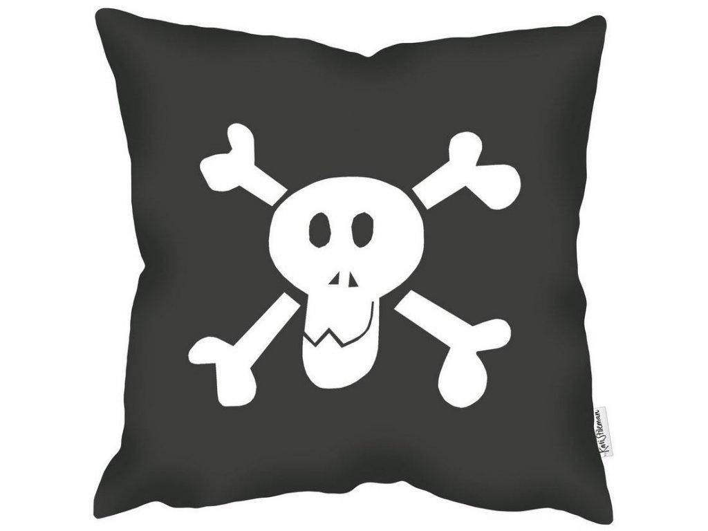 Dětský polštář Skull