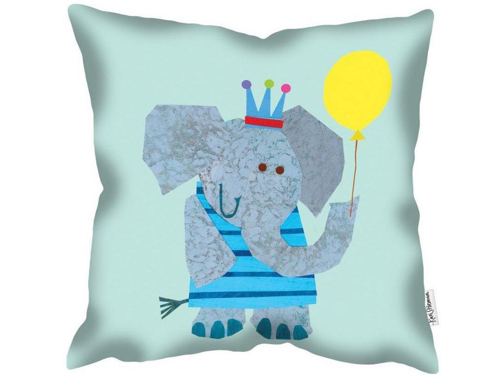 Dětský polštář Elephant