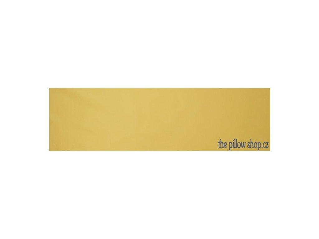 Úzký ubrus Idaho žlutý