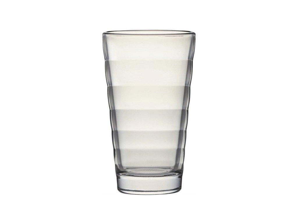 Větší sklenice Wave