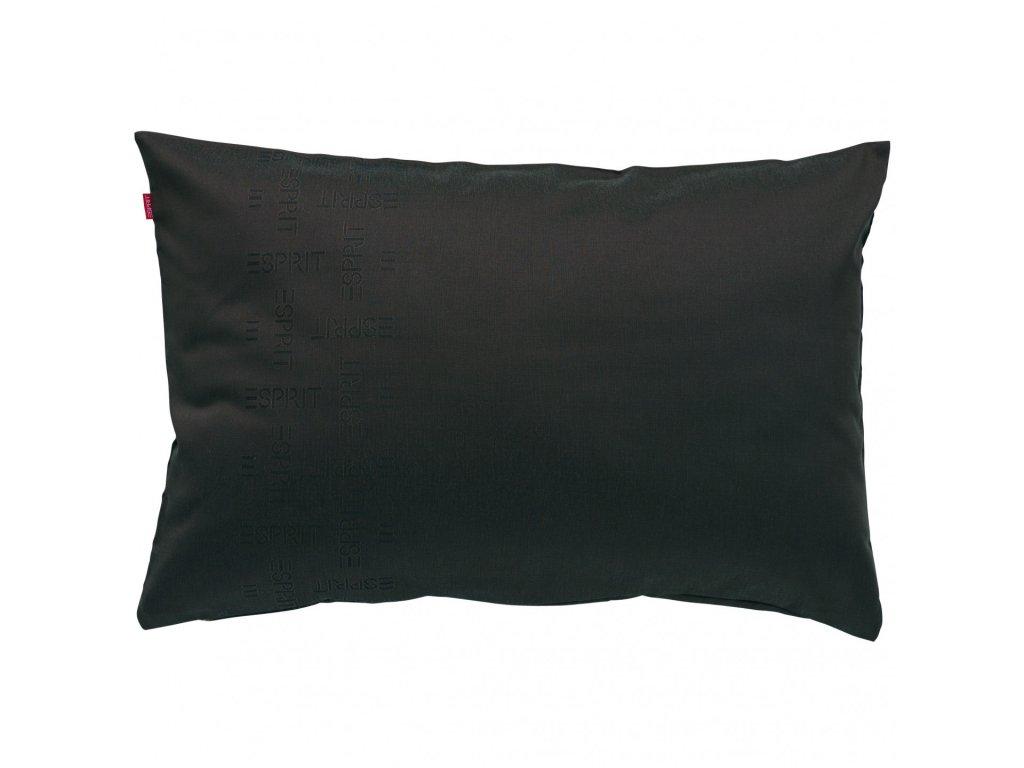 Povlak polštáře Carré hnědý