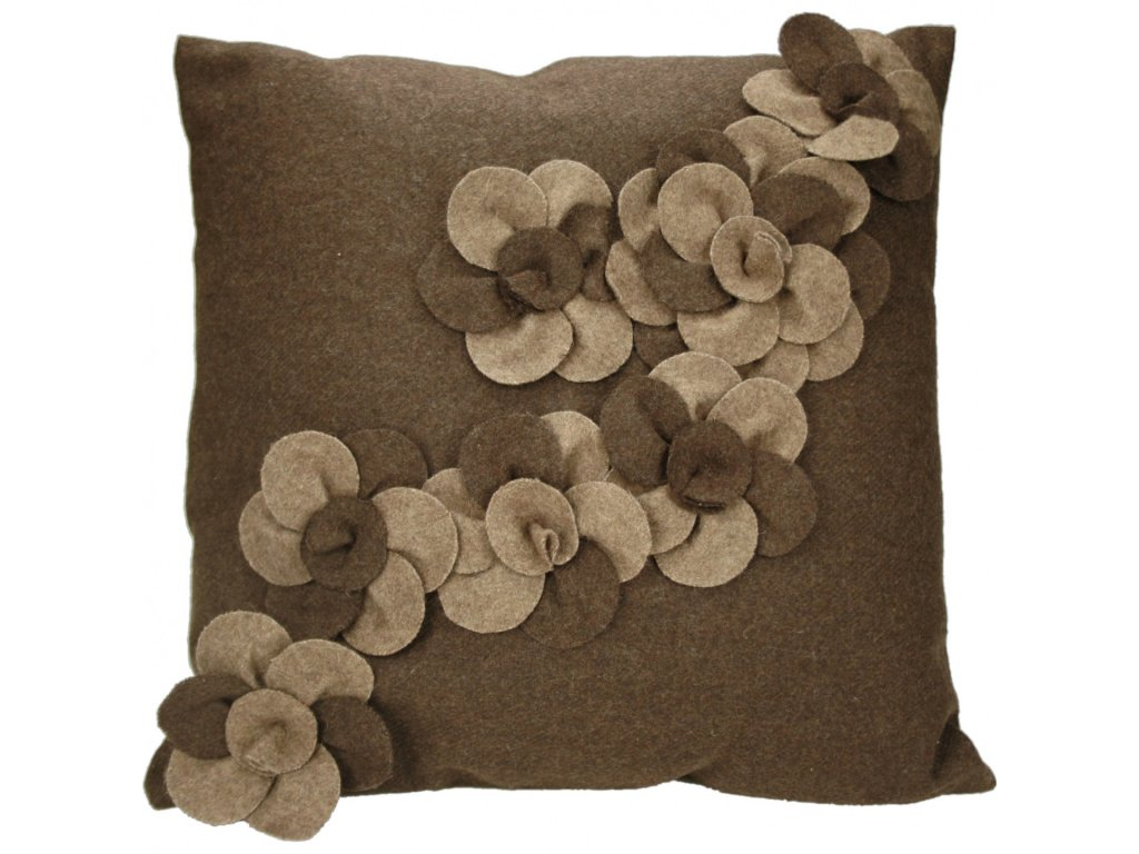Povlak polštářku Flowering