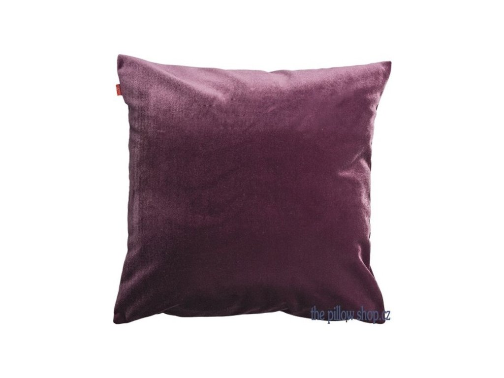 Polštář Nemea fialový