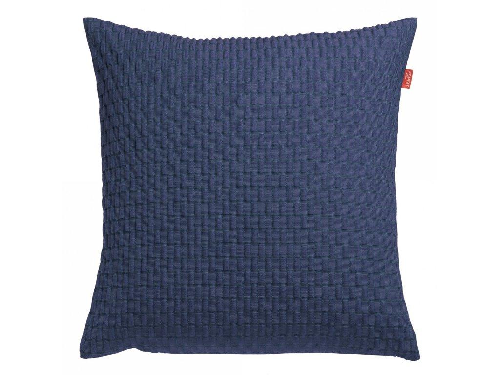 Švestkově modrý povlak polštářku Beat