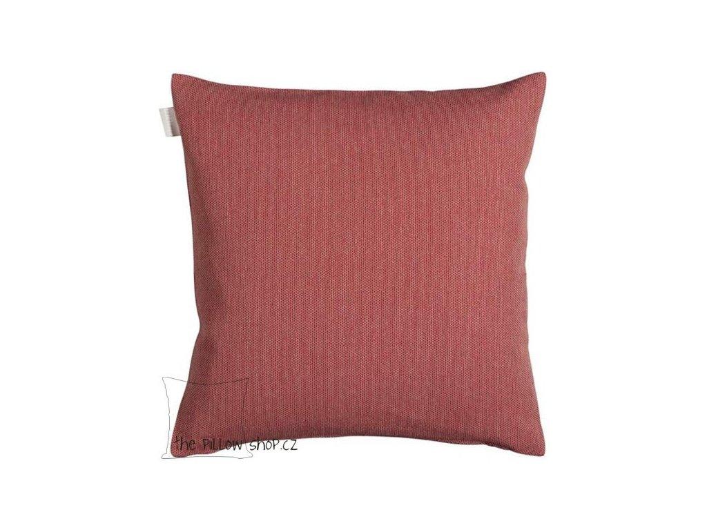 Červený polštář Pai