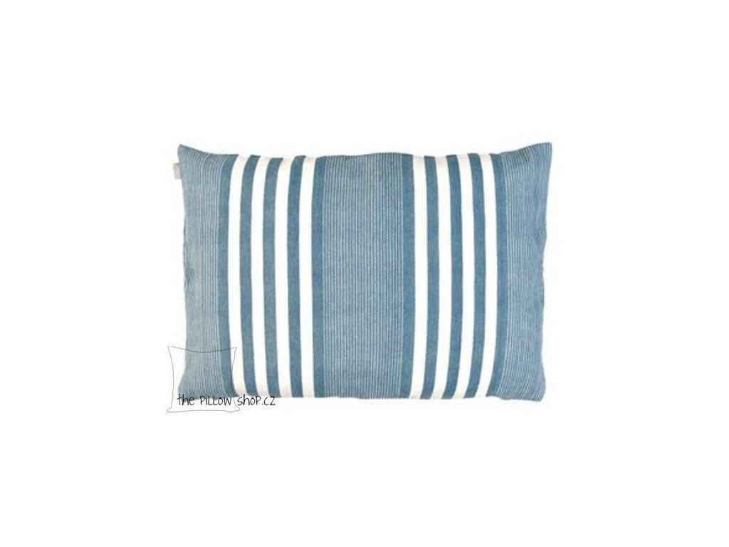 Povlak polštáře Bob modrý