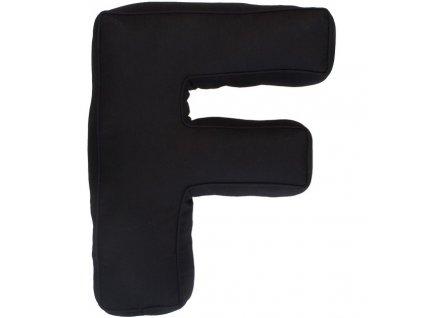 Černé písmeno F