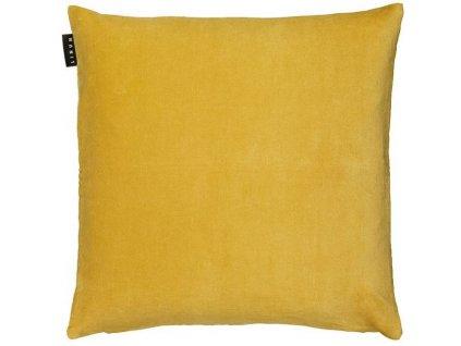 Žlutý povlak polštáře Marcel