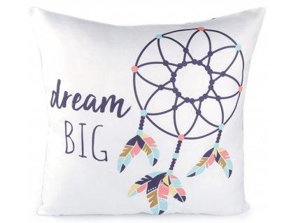 Oboustranný povlak polštáře s lapačem snů