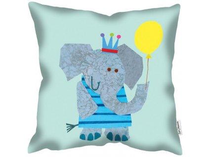Dětský povlak polštáře Elephant