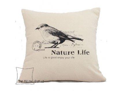 Polštářek Nature Life