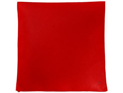 Červený polštář Halli