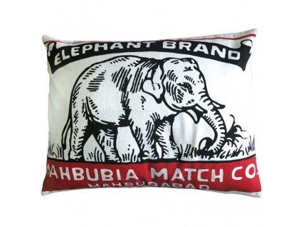 Polštář Elephant