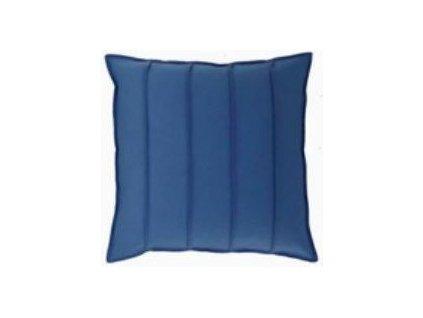 Modrý vlněný povlak polštáře Ono