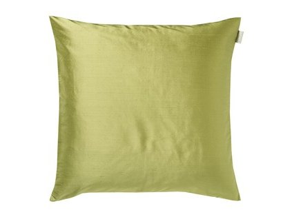 Svěže zelený povlak polštáře Dupion