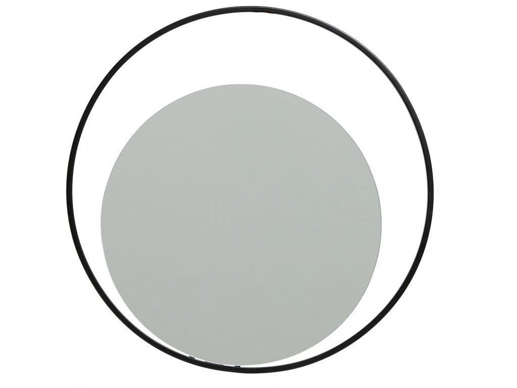 Kulaté kovové zrcadlo Bibi