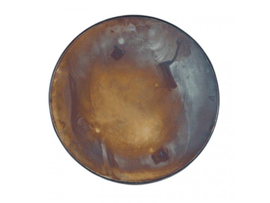 Kulaté závěsné zrcadlo Bold Monkey Peek Into The Cosmos M Ø 41 cm, pestrá barva