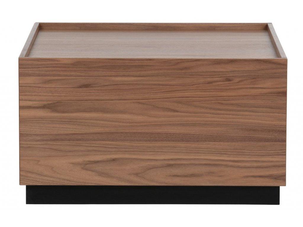 Dřevěný konferenční stolek Tyson 82 x 82 cm