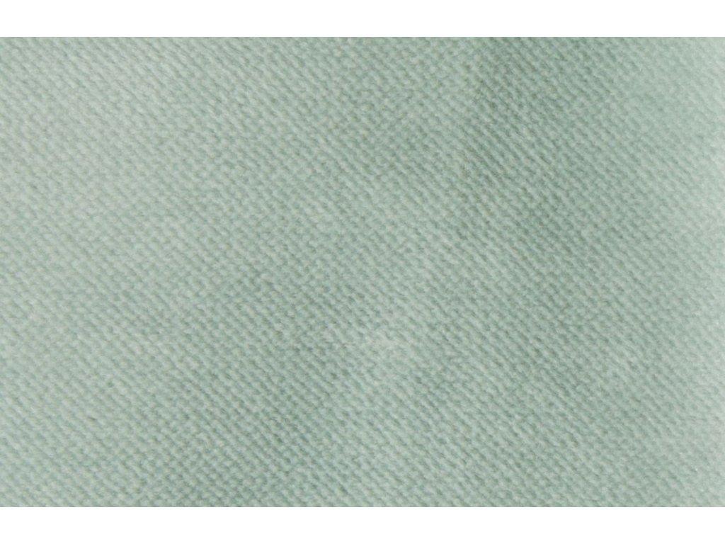 Mátově zelená pohovka Chanelle