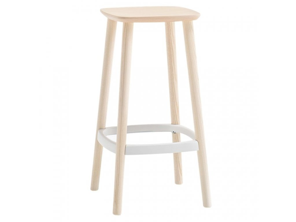 Jasanová barová židle Babila 2702 65 cm
