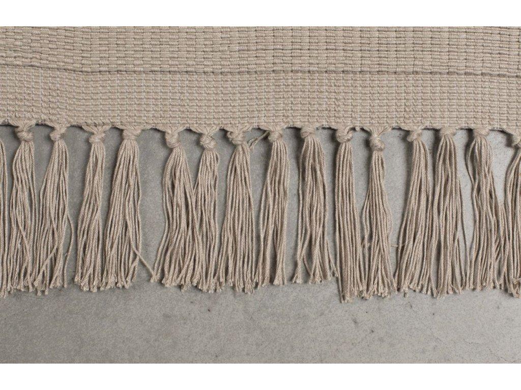 Pískově hnědý koberec ZUIVER Blink 200x300 cm