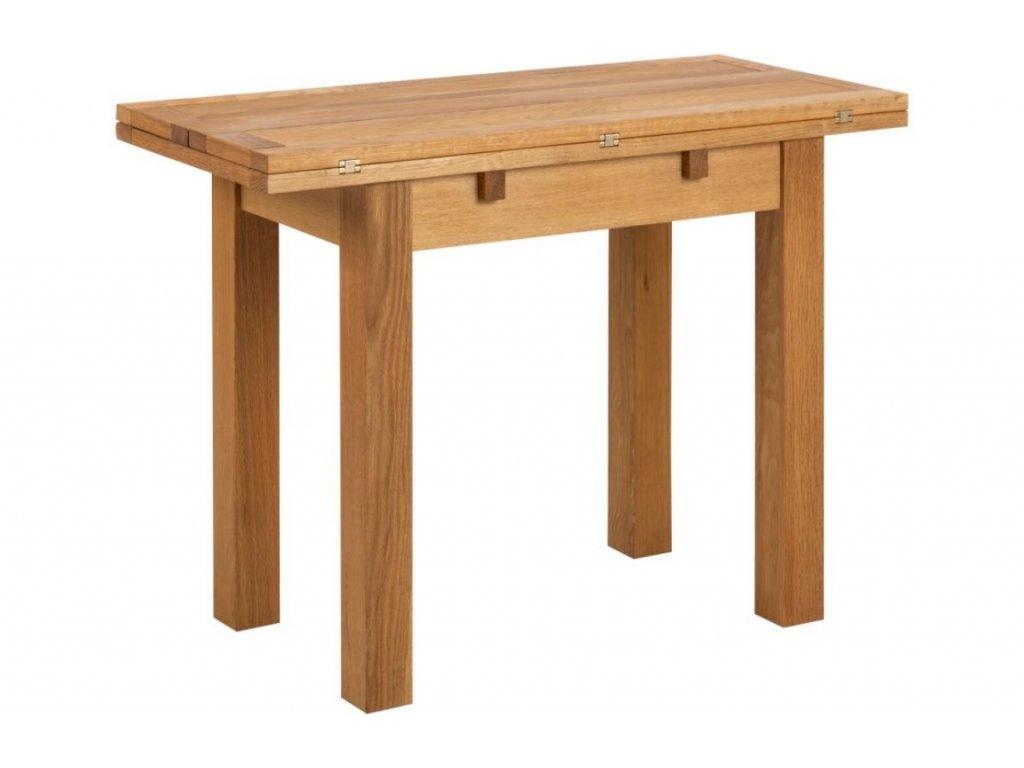 Dubový rozkládací jídelní stůl Kinley