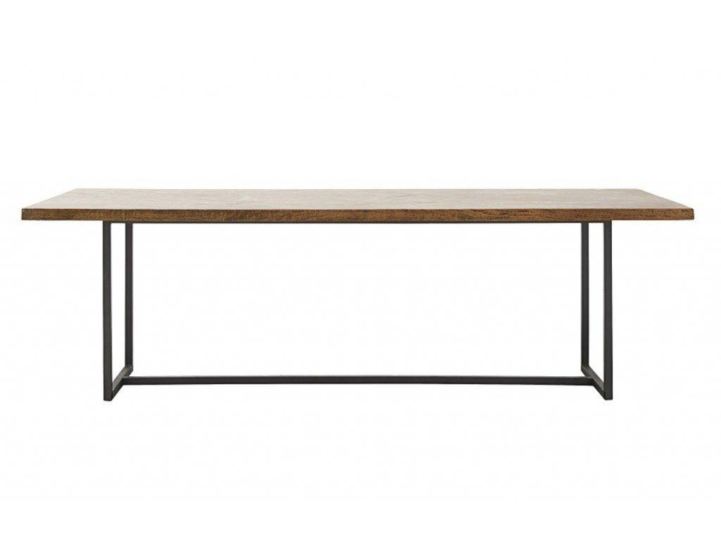 Masivní mangový jídelní stůl Kant 240x90 cm