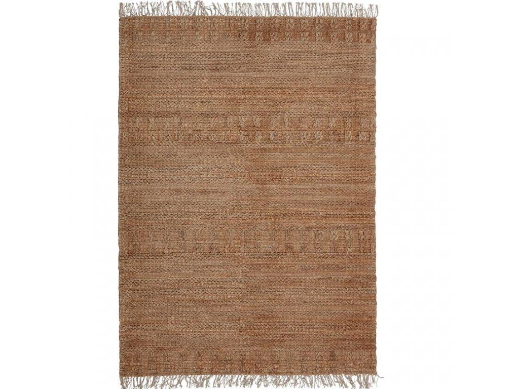Přírodní jutový koberec Mylee 170 x 240 cm