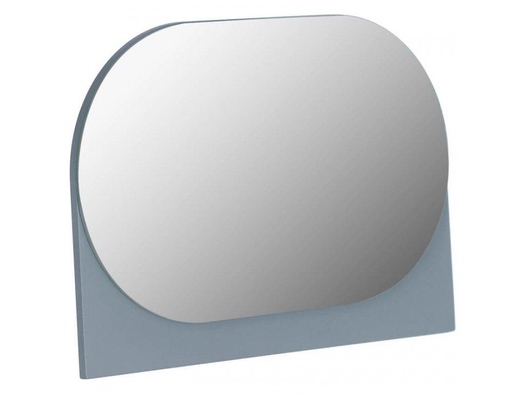 Šedé stolní zrcadlo LaForma Mica 23x16 cm