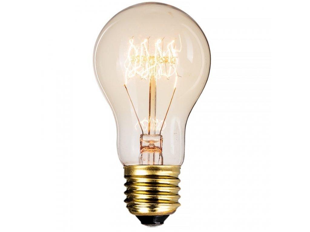 Designová retro žárovka BF02