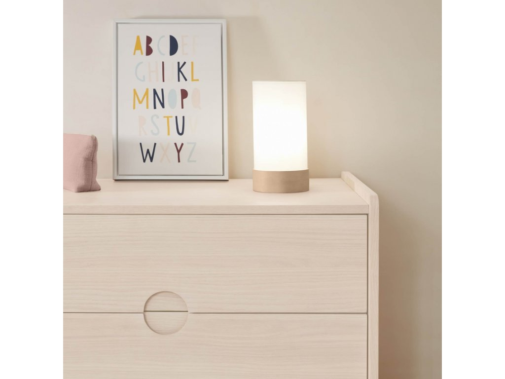 Dřevěný dětský přebalovací pult LaForma Nunila 54 x 90 cm