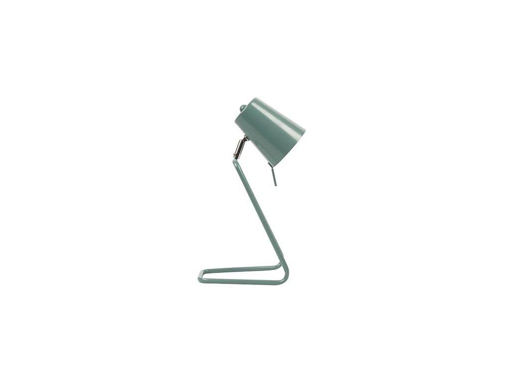 Modrá stolní lampa Treu